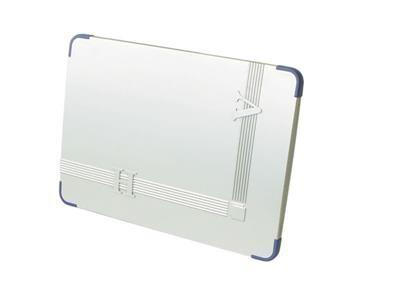 DVB-T / DVB-T2 Zimmerantenne Flachantenne mit F-Stecker-Anschluß, 1,5 m Kabellänge